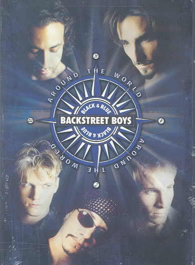 AROUND THE WORLD WITH THE BACKSTREET BY BACKSTREET BOYS (DVD)