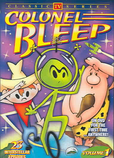 COLONEL BLEEP:TV CLASSICS BY BUCHANAN,ROBERT D. (DVD)