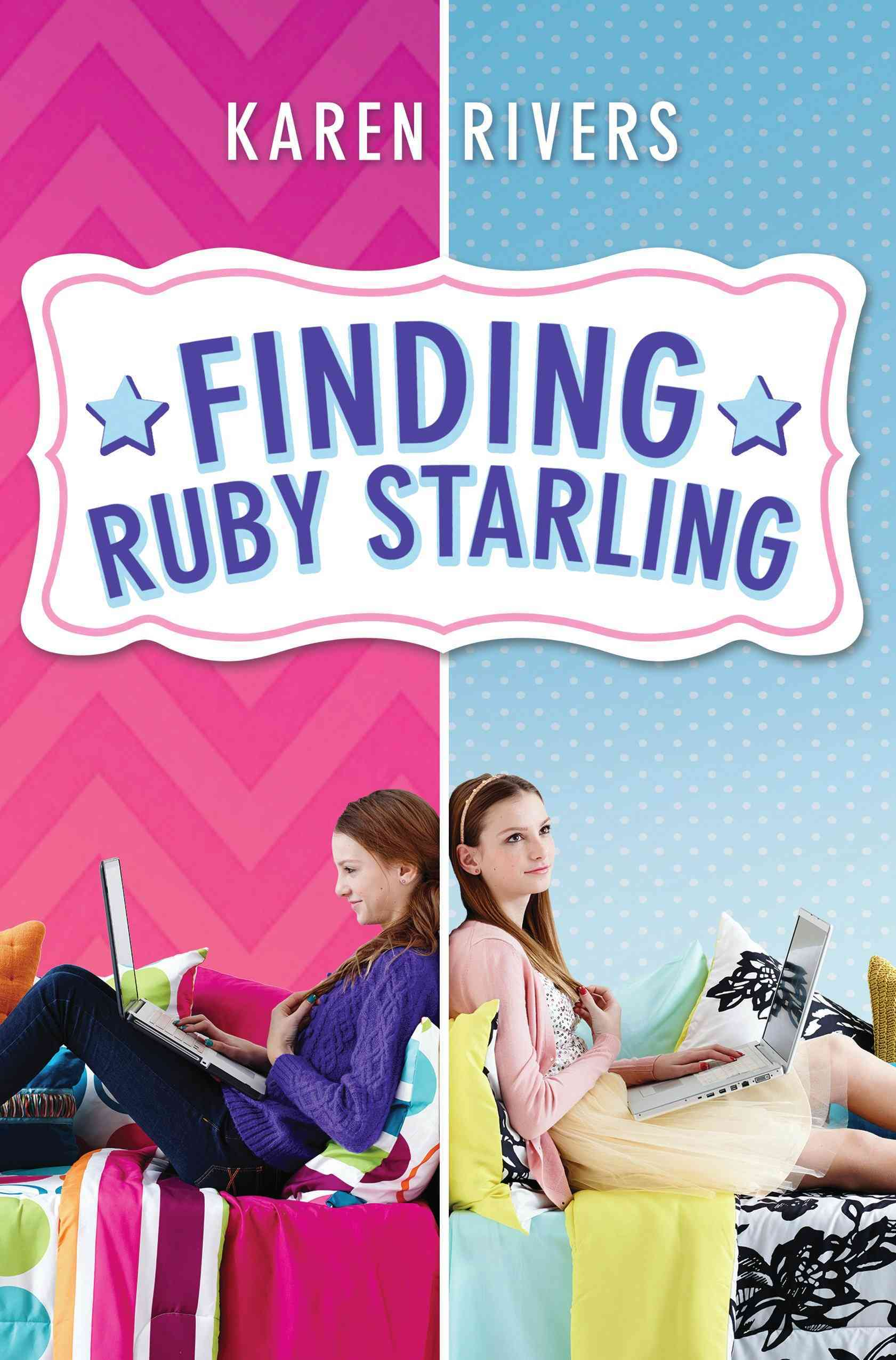 Finding Ruby Starling By Rivers, Karen
